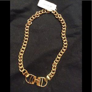 Ralph Lauren gold necklace